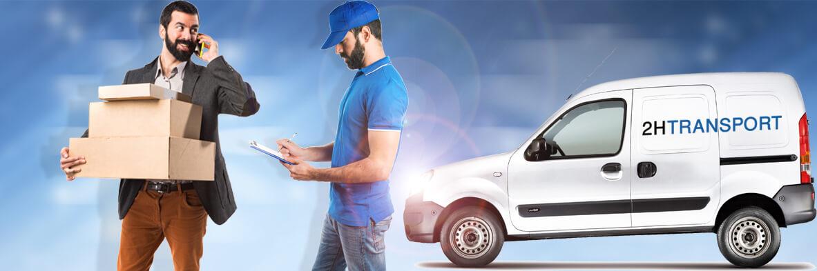 Coursier voiture et camion pas cher