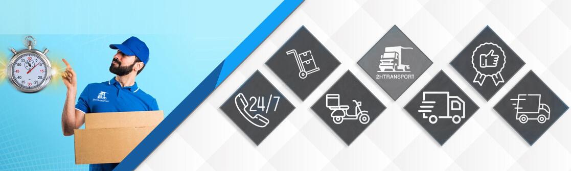 Service de livraison pour particulier